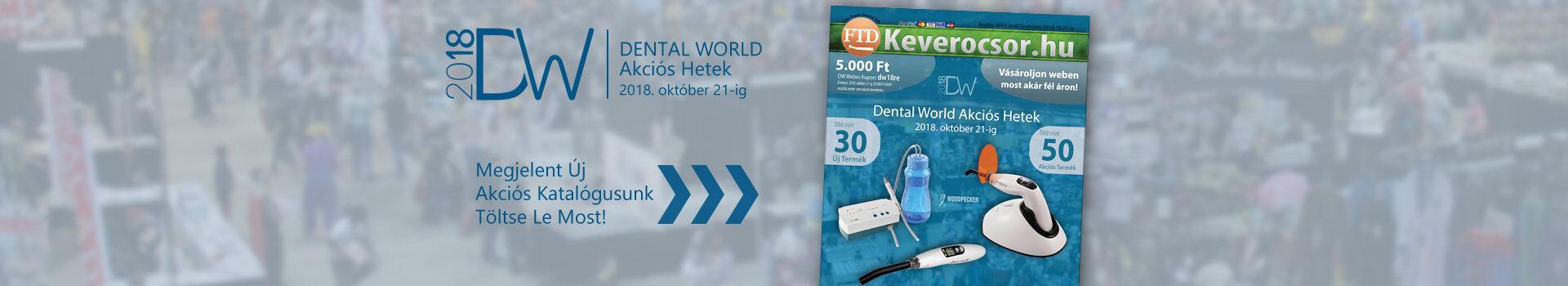 Dental World Akciós Hetek
