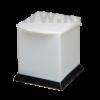 Cotton Pellets Dispenser, plastic, 1pc