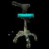 Fogorvosi guruló szék - Világos zöld