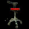 Fogorvosi guruló szék - Piros