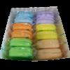 Cotisen műanyag doboz készlet, 12 db, vegyes színekben
