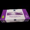 NITRIL, NARANCSSÁRGA Kesztyű érzékeny bőrűek számára, latex- és púdermentes, 100 db