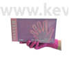 NITRIL Gloves for sensitive skin, latex and powder free,pink, 100pcs, in several sizes