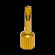 Aranyozott gyári csapok, 120 db