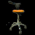 Fogorvosi guruló szék - Sárga