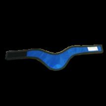 Ólom gallér, kék, 1 db, 0,3 mm vastag, röntgenezéshez