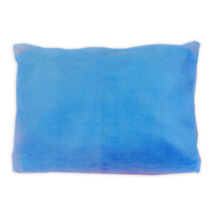 Headrest Cover, 500pcs, 25cmx25cm, blue