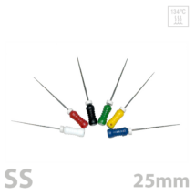 Reamer 25mm, SS, 6pcs/box - in several sizes