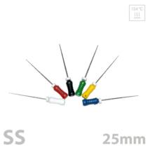 Reamer 25mm 45-80, SS, 6db/doboz