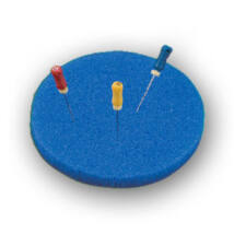 Endo Round Foam File Holder for Clean stand, 50 pcs, 50x8mm