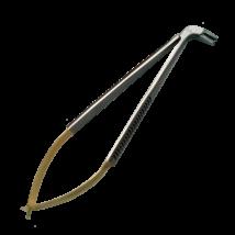 Fém körkörös matrica; Tofflemire, 6 féle típus