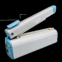 Fólia hegesztőgép impulzus alapú, Sella, 1 db, nagyobb, 30 cm hosszú, 8 mm széles hegesztés, vágókéssel