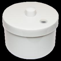 Drill Sterilizer Box, plastic, butter, 1pc