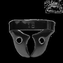 Kofferdam kapocs, Ivory, 1 db, 8.15-ös tipus, alsó molarisokhoz