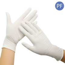 Gloves, examination, powder free, DERMAGEL, 100 pcs, in several sizes