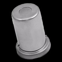 Vattatartó fém, 1 db - többféle színben