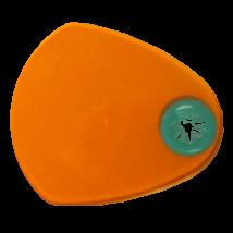 Optic disc, oval, 1pc, 72x62mm