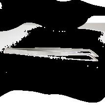 Dental tweezers, metal, 1 pc