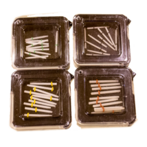 Üvegszálas csap, utántöltő, 10 db, FITSPOST - többféle választható méretben