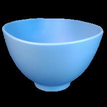 Gumicsésze, valódi gumiból, 13cm átmérőjű, kék színű,1 db
