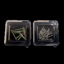 Fiber post refill package, 1,2 mm diameter, green, 10 pcs, FITSPOST