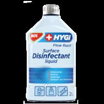 MOL Hygi Flow Rapid alkoholos felületfertőtlenítő folyadék - 2L