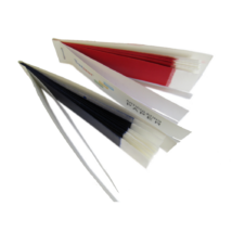 Articulating Papers, red, 30 microns, 200 sheets/book