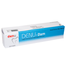 DENU Dam, folyékony kofferdam, ínyvédő, 1,2 ml (2g) + 2 kanül - (available only in Hungary)
