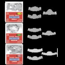 TOR - SZORÍTÓHÜVELYES MATRICA (NEM DOMBORÍTOTT) 12DB - többféle választható típusban