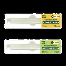 Transparent StopStrips, 12pcs