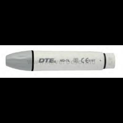 Depurátor kézidarab LED fényes, vaj színű, 1 db, levehető, autoklávozható, SATELEC (DTE)  kompatibilis