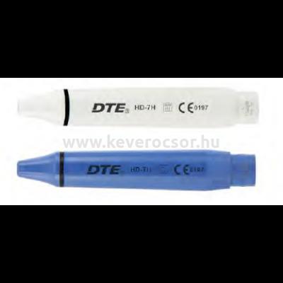 Depurátor kézidarab nem fényes, 2 színű, 1 db, levehető, autoklávozható, SATELEC (DTE)  kompatibilis