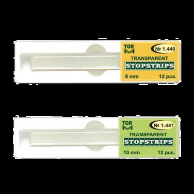 TOR - STOP Celluloid matricák - többféle választható típusban