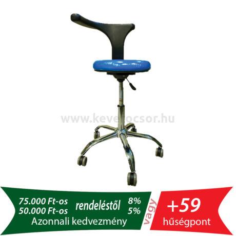 Fogorvosi guruló szék, kartámasszal, 1 db - több színben