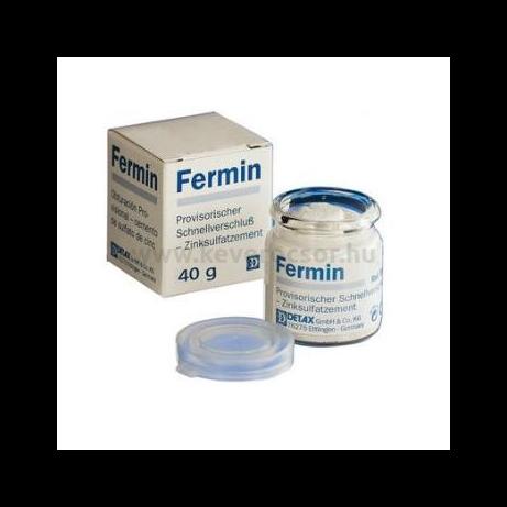 Fermin, ideiglenes tömőanyag, 40 g, 1 komponensű