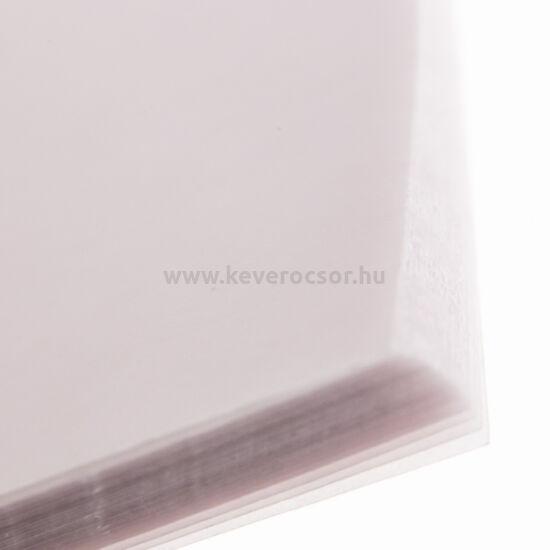 Keverőblokk, nagy, 50 lap, 100x200 mm