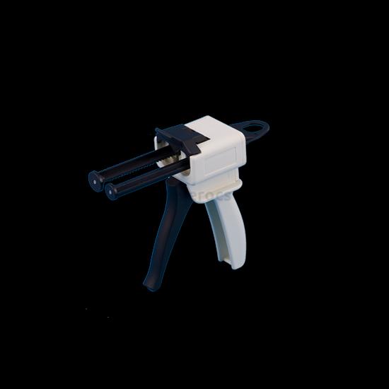 Lenyomat pisztoly 1:1