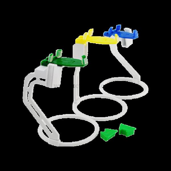 RVG pozícionáló készlet, 3 db-os (1 anterior, 2 posterior)