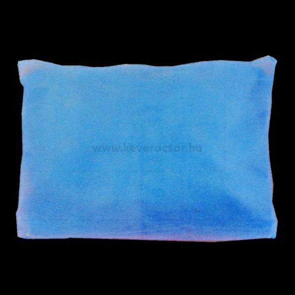 Fejtámlavédő 500db, 25cmx25cm, kék színű