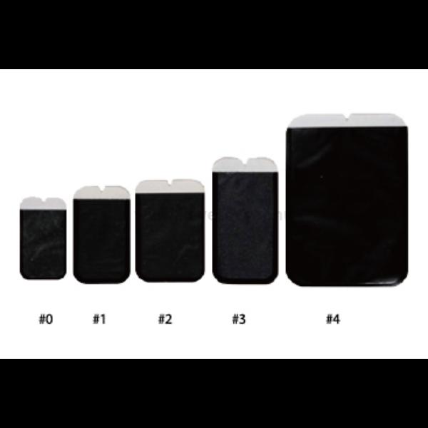 Rtg. lemezekhez eh. tasak, 125 db - többféle választható típus