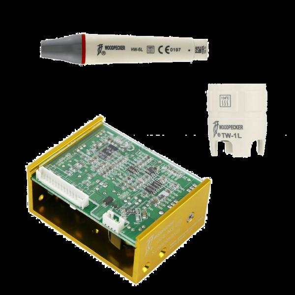 Depurátor, fényes, 1 db, beszerelhető, EMS, Woodpecker kompatibilis