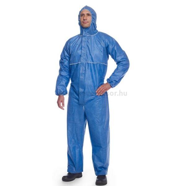 Proshield Basic, XL, kék, 1db, védőoverál, Dupont