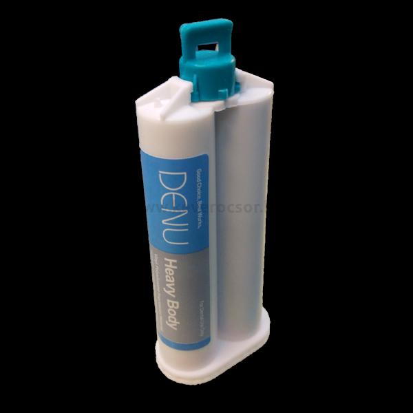 Harapásregisztáló szilikon - Próbacsomag: 1x50ml + 6db kever?cs?r
