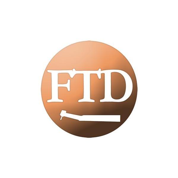 FrontER DrilSafe fogászati fúrófertőtlenítő, 1 liter
