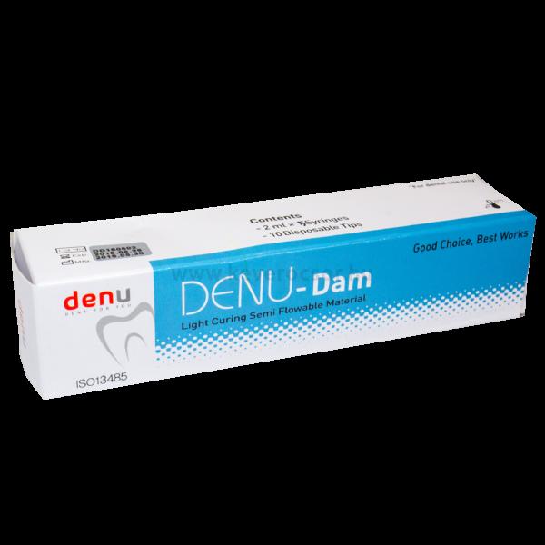 DENU Dam, folyékony kofferdam, ínyvéd?, (2ml) + 2 kanül